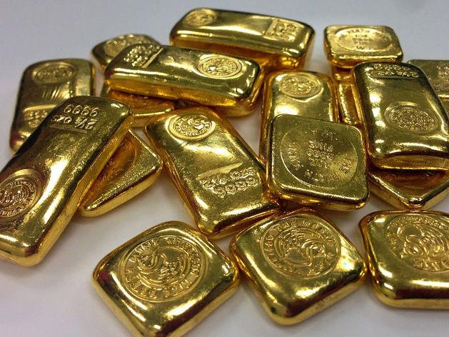 Россия увеличила запасы золота почти в полтора раза. И неплохо на нем заработала