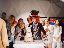 Премьера в Зазеркалье: открытие нового бутика Marina Rinaldi в Красноярске