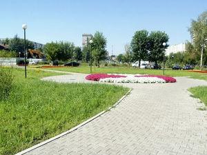 Два красноярских сквера получили имена в честь прославленных красноярцев