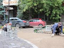 В Красноярске появится еще один сквер
