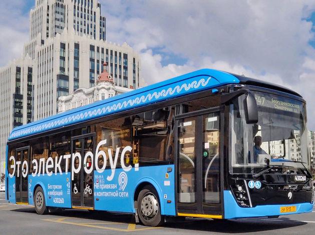 В России задумали масштабное обновление городского транспорта. Осталось найти 2 трлн руб.