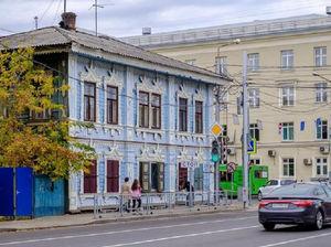 Красноярская мэрия избавляется от  «Исторического квартала»