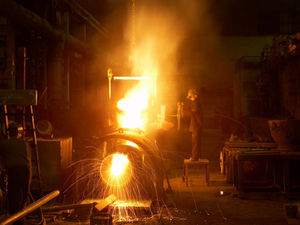 Инвестиции — 120 млн. В Нижнем Новгороде хотят построить литейный цех серого чугуна