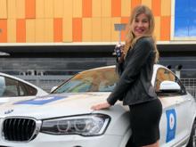 Ольга Фаткулина продает подарок президента — BMW, чтобы купить стадион в Челябинске