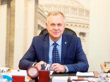 Стала известна новая должность экс-министра культуры Игоря Решетникова