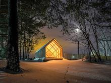 Новосибирская подземная база отдыха вошла в шорт-лист архитектурной премии
