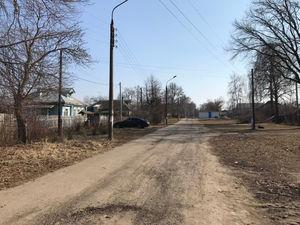 В поселке Новое Доскино построили новый пешеходный тротуар
