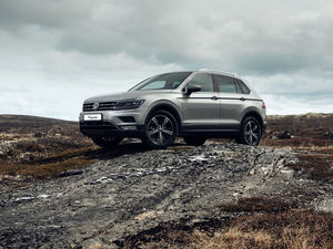 До конца сентября в Красноярске можно приобрести Volkswagen Tiguan с выгодой
