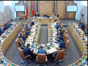 Депутаты городского совета Красноярска согласовали передачу акций «Исторического квартала»