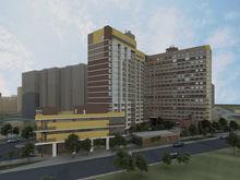 Банк ДОМ.РФ выдал 885 млн на строительство ЖК в центре города