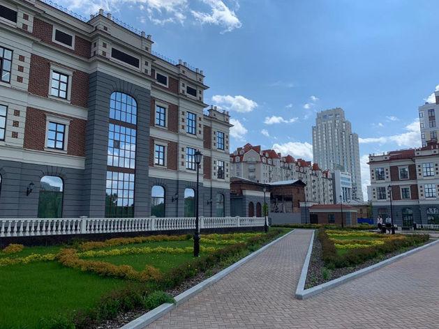 В Екатеринбурге задумались о создании ресторанного квартала на набережной Исети
