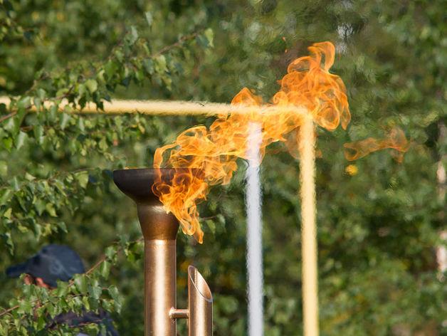 Как работают профессиональные укротители газа: ФОТОРЕПОРТАЖ