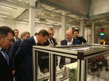 «Ангиолайн» открыл производственную площадку за 500 миллионов