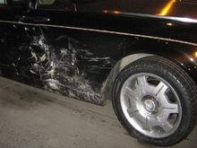 Столкновение с Rolls-Royce Аристова довела челябинца до банкротства