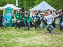 Всемирный день чистоты в формате корпоративного эко-квеста Чистые игры. Впервые в городе!