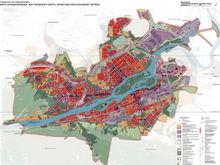 Как меняется и куда растет Красноярск