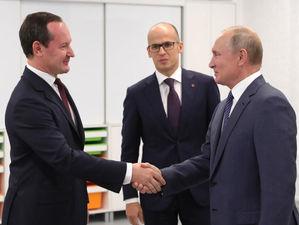 Владимир Путин одобрил целевую модель развития компании «Россети» до 2030 года
