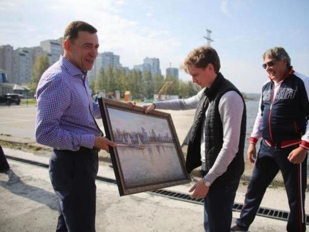 Евгений Куйвашев на встрече с фондом «Город без наркотиков»