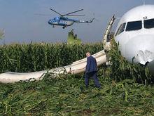 $46 млн и семь квартир. Во сколько обошлась посадка самолета на кукурузу