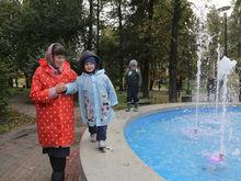 Завершен ремонт фонтанов в Нагорной части Нижнего Новгорода