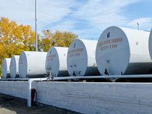 Назаровская нефтебаза начала свою работу: будет обеспечивать топливом Красноярск