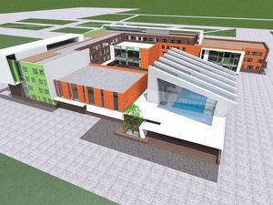 33 класса и бассейн. В Екатеринбурге построят вторую «путинскую» школу за 1,5 млрд руб.