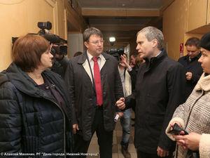 Панов: До конца недели все жилые дома в Нижнем Новгороде должны быть обеспечены теплом