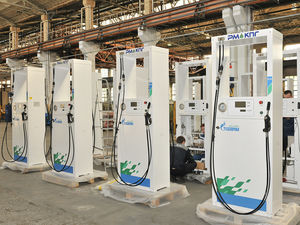 Проект на 280 млн руб. и поставка «Газпрому». Регион развивает рынок газомоторного топлива