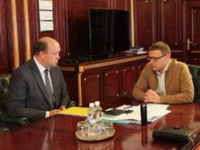 «Мы будем увеличивать количество средств на ремонт автодорог», — Алексей Текслер