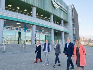 Красноярск поделится с Екатеринбургом накопленным за время подготовки к Универсиаде опытом