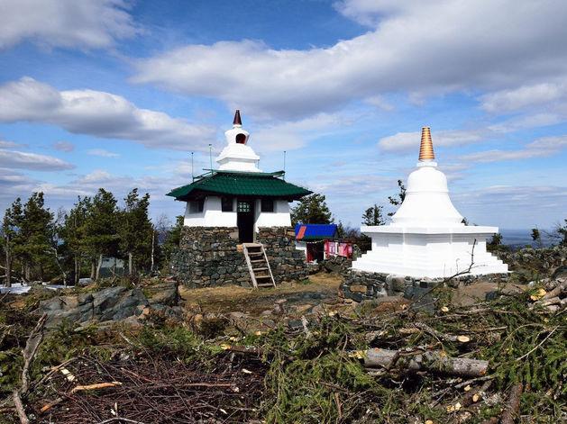 «Храм останется, община переедет». Буддистов из Качканара переселят под Нижнюю Туру
