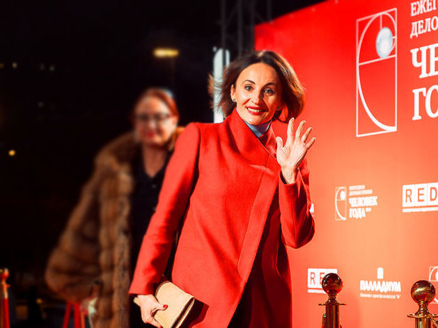Для гостей премии «Человек года» запустили уникальный ювелирный сервис