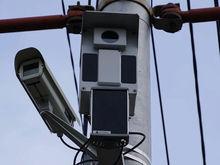 В Красноярске установили еще одну камеру фиксации нарушений ПДД на «зебре»