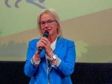 Анна Терешкова — вице-мэр: «Тяжело рушить стереотипы о женщине-руководителе»