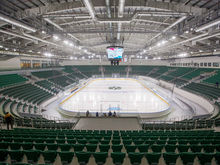 Жители правобережья Красноярска остались без площадки для катания на коньках