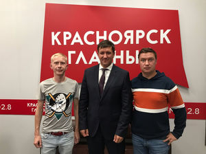 Павел Ростовцев рассказал о развитии спорта в крае и пиве на стадионах