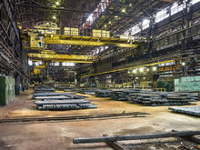 В Красноярском крае запустили металлургическое предприятие