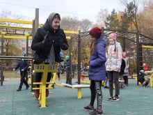Четыре современных комплекса для воркаута появятся в районах Нижнего Новгорода