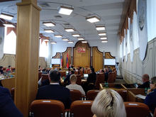 Сессию о прекращении полномочий Андрея Козикова депутаты горсовета решили провести тайно