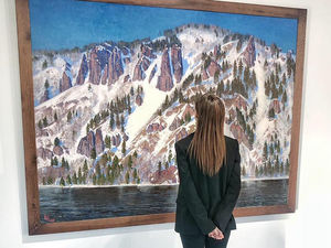 Галерея «Год живописи» вынуждена искать новое место дислокации в Красноярске