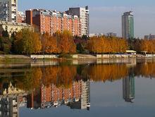 Когда в Красноярске закончится золотая осень