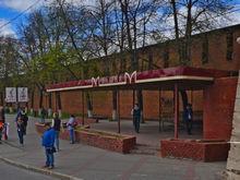 Легендарное кафе рядом с Нижегородским кремлем снесли
