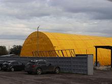 Недешевое благоустройство. Красноярский бизнес обустраивает территорию на Северном шоссе