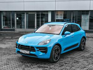6 причин выбрать новый Porsche Macan