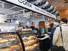 «Все по 60 руб.». На рынок Екатеринбурга заходит израильская сеть кофеен