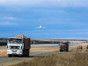 Пропускная способность красноярского аэропорта вырастет вдвое. — Александр Усс