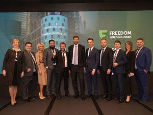 Freedom Holding Corp.: момент для инвестиций