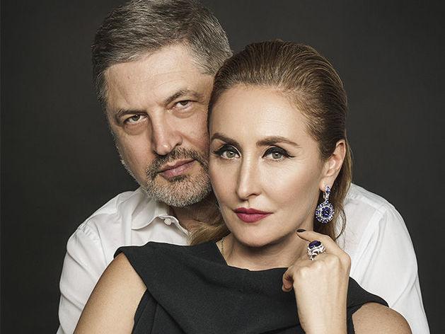 Елена и Виктор Тулуповы