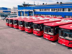 Будут возить в аэропорт. «Группа ГАЗ» поставила автобусы московской компании