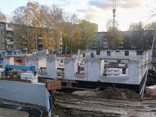 Новый корпус детского сада №368 на четыре ясельные группы появится к концу года